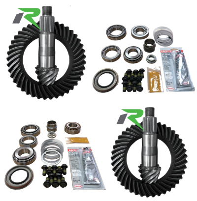 JL/JT Rubicon D44/D44R 4.88-5.13 Ratio Gear Package (220MM-210MM)
