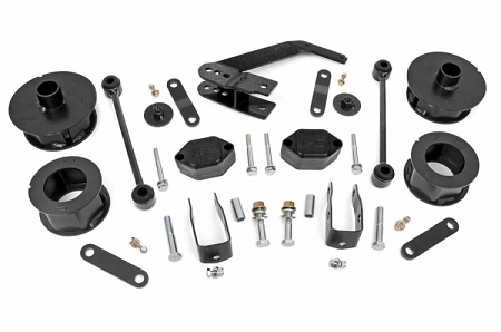 2.5IN JEEP SERIES II SUSPENSION LIFT KIT (07-18 JK WRANGLER)