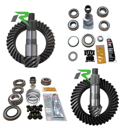 JL Non-Rubicon D44/D30R 4.56-5.13 Gear Package (220MM-186MM)