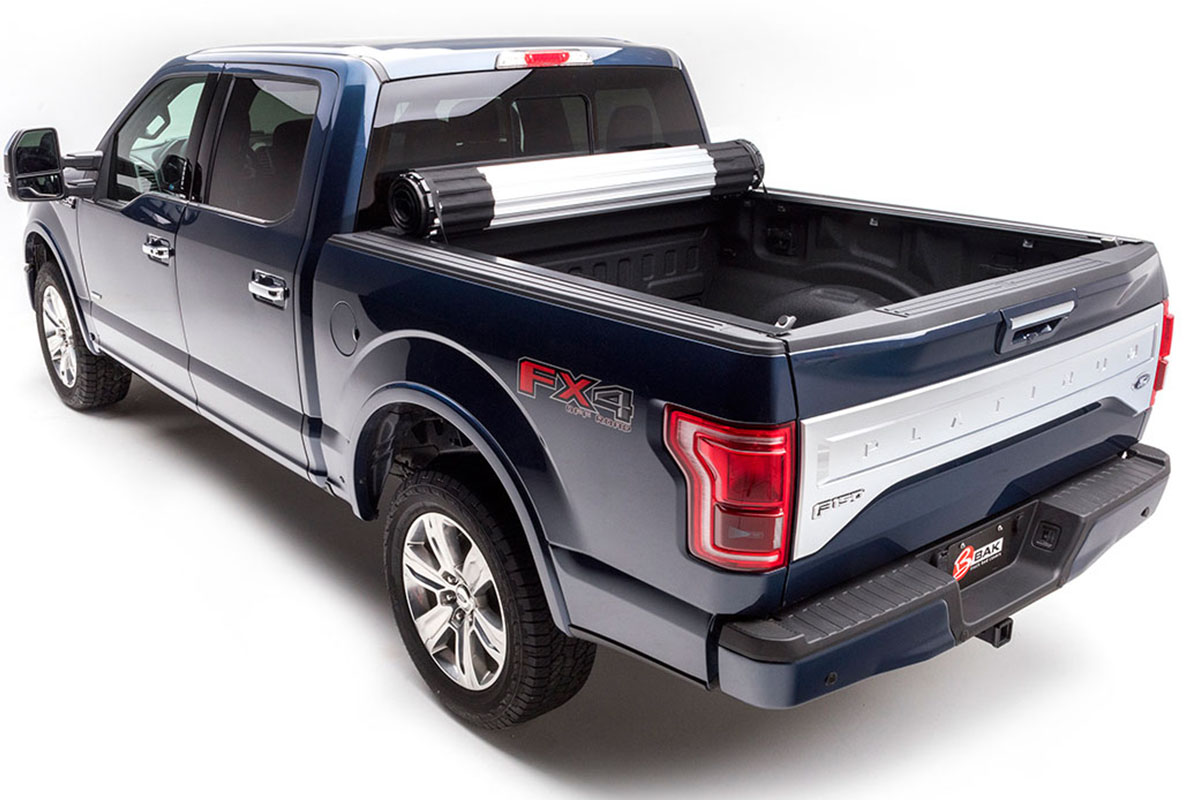BAK Revolver (X2 or X4) Tonneau Cover 2017-2019 Ford F-250/F-350 Super Duty