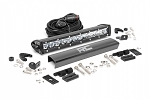 12-INCH CREE LED LIGHT BAR - (SINGLE ROW | CHROME SERIES)