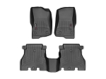 WeatherTech 2018 Jeep Wrangler Unlimited Floor Liner (1st&2nd Row)