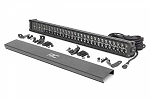 30-INCH CREE LED LIGHT BAR - (DUAL ROW | BLACK SERIES W/ COOL WHITE DRL)