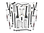 4IN JEEP LONG ARM SUSPENSION LIFT KIT (97-06 WRANGLER TJ)