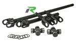 D30 4340 Chromoly Front Axle Kit Jeep TJ ,XJ, YJ, WJ 27 Spline Kit W/O Locker Discovery Series