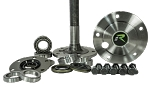 D35 Rear Axle Kit 91-06 Jeep Wrangler YJ, TJ, Cherokee XJ 30 Spline Upgrade Super35 Kit Discovery Series Revolution Gear and Axle