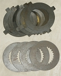 Power Lok, Nitro Clutch Set for Dana 60 & 70