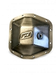 JEEP JL DIFFERENTIAL COVER FRONT 2018-PRESENT WRANGLER JL RUBICON M210 DANA 44 BARE STEEL