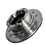 Ford F250, Flange Half 3.38-3.73 Gear ratios, Nitro Standard Open Carrier Case (Empty) for Dana S135/S150