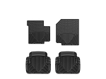 WeatherTech All Weather Floor Mats (1st&2nd Row) 87-95 Jeep Wrangler YJ