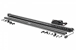 50-INCH STRAIGHT CREE LED LIGHT BAR - (SINGLE ROW | BLACK SERIES)