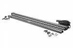 50-INCH STRAIGHT CREE LED LIGHT BAR - (SINGLE ROW | CHROME SERIES)
