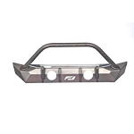 JEEP JK BUMPER W/STINGER 07-18 WRANGLER JK THE HAMMER SERIES BARE STEEL