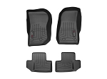 WeatherTech Floor Liner (1st & 2nd Row) 07-18 Jeep Wrangler