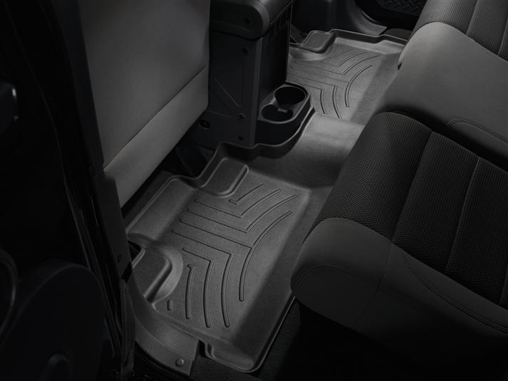 WeatherTech Floor Liner (2nd Row) 07-18 Jeep Wrangler